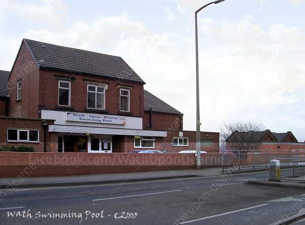 The Old Swimming Pool - Wath