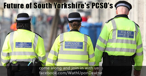 Future of South Yorkshire's PCSOs to be scrutinised